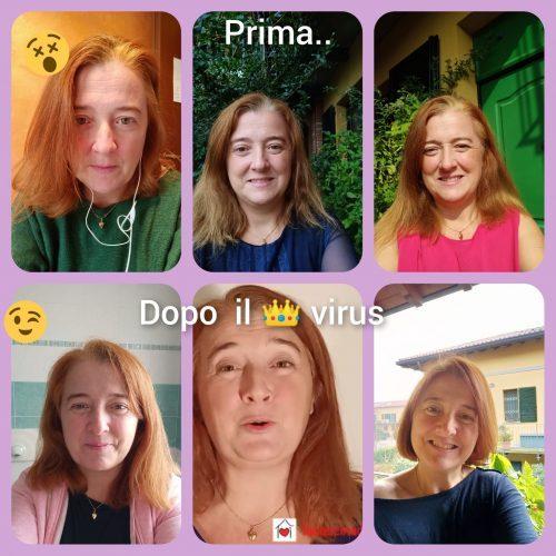 Lisa Prima e dopo il virus