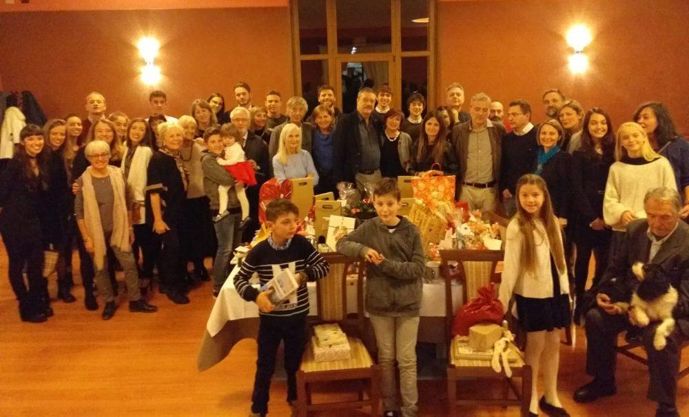 La big family, Natale 2019 .. e mancava qualcuno!